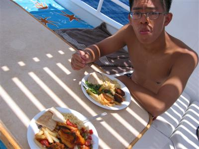 brian.diving.yacht.food.jpg