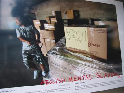 Abolish mental slavery